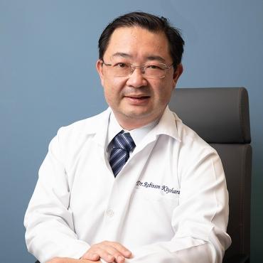 Dr. Robinson T. Kiyohara